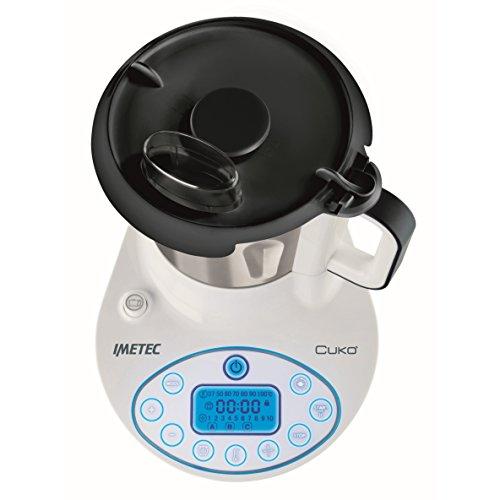Recensione e opinioni su Imetec Cukò Robot da Cucina ...