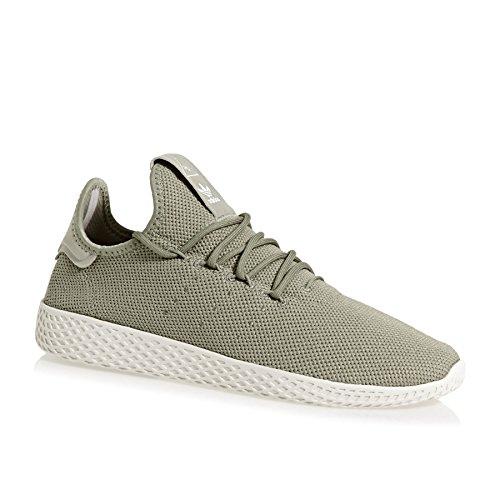 adidas Pharrell Williams Tennis Hu Herren Sneaker Grün