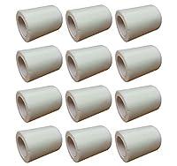 12 x Silk Surgical Tape (5cm x 5m) - Multi-Purpose Economical Tape by Nightingale Nursing Supplies