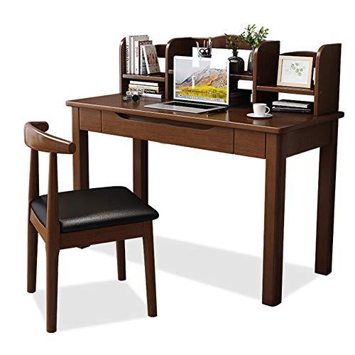 Sillas de escritorio para niños Madera de la computadora de escritorio con...