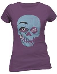 Paramore Damen Girls T-Shirt - Cry a little