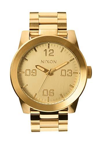 Nixon analogico quarzo orologio da polso a346-502-00