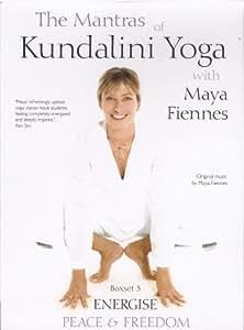 Maya Fiennes - The Mantras of Kundalini: Energise, Peace & Freedom [DVD]
