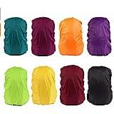 Protección impermeable para mochilas protección rucksackcover Cover Cubierta de seguridad 30l-40l morado