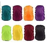 Housse de protection pour sacs à dos de protection Rucksackcover étanche Housse de sécurité 30l-40l Violet