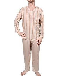Pyjama pour hommes Pyjamas Chemise de nuit longue