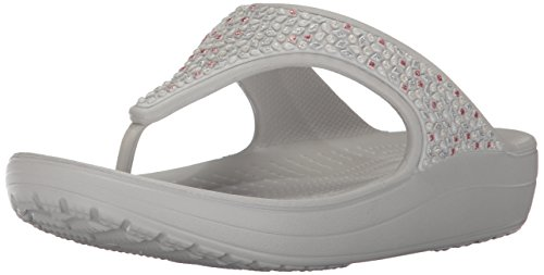 Crocs calzature infradito 204181 pewh 34-35