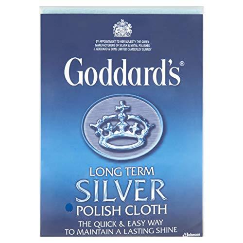 Goddards - Panno per pulizia argento