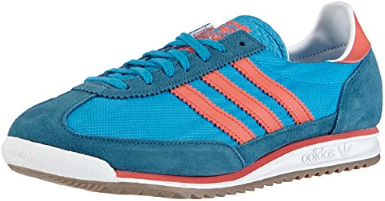 Adidas Sl72 - Zapatilla Baja Hombre  Zapatos de moda en línea Obtenga el mejor descuento de venta caliente-Descuento más grande
