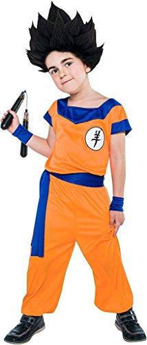 Imagen de disfraz de guerrero samurai 5 6 años