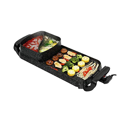 BEANCHEN alliage barbecue -Grill intérieur Hot...