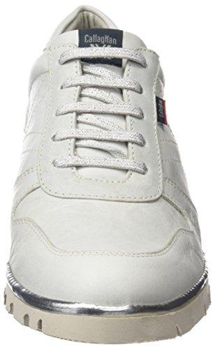 CallagHan Damen 10309 Schnürhalbschuhe Weiß