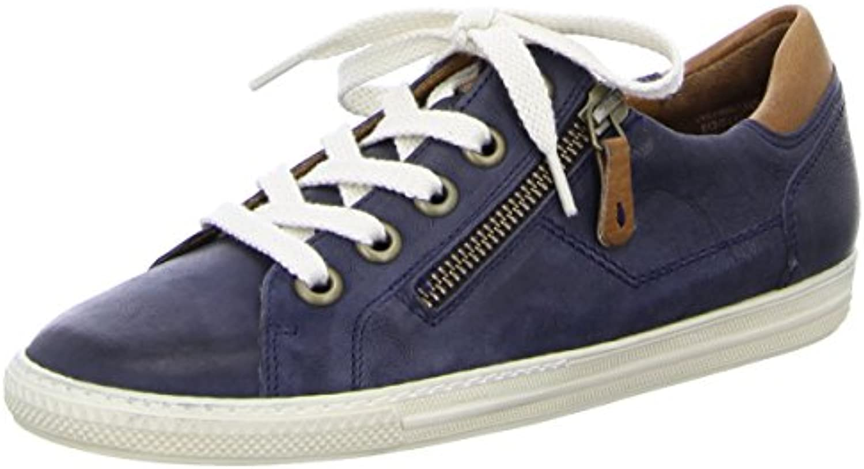 Paul Green Sport Mode - Zapatillas de Piel Lisa para mujer