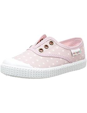 Victoria Inglesa Estrellas Elast. - Zapatillas de Deporte Unisex Niños