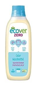 Ecover Zero Flüssigwaschmittel Color, 3er Pack (3 x 14 WL)
