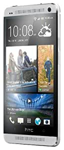 HTC One M7 - 32GB UK SIM-Free Smartphone - Silver (discontinued by manufacturer)