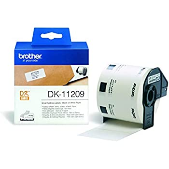 10x Adress Etiketten kompatibel mit Brother DK-11209 DK11209 DK 11209 62x29mm
