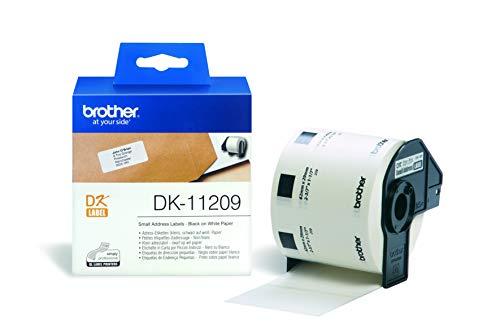 Brother DK11209 - Etiquetas precortadas dirección