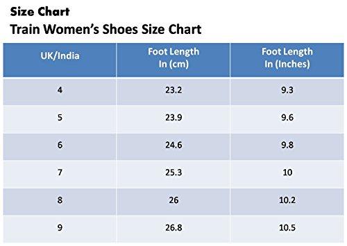 Train Women's Acupressure Flip Flop Slippers (6)