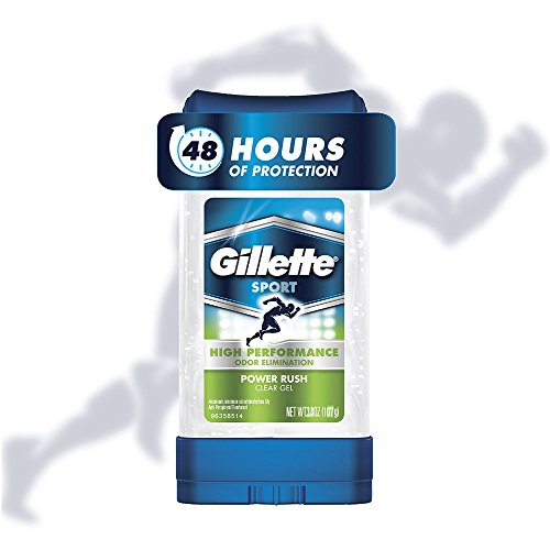 Gillette Sport Power Rush Anti -Perspirant / Deodorant (107g)