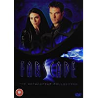 Farscape -  The Definitive Collection + The Peacekeeper Wars