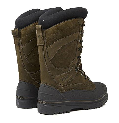 Chaussures de chasse Aigle Belfy Marron - Sepia
