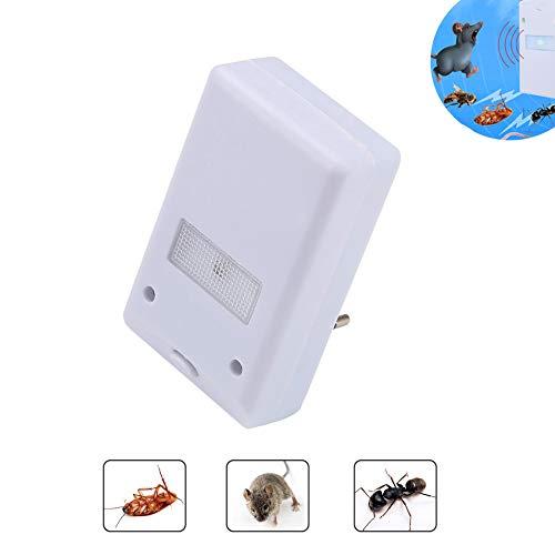 WENZI Elektronische Ultraschallkontrolle Pest Nagetier Repeller Mosquito Killer Maus Repeller Nagetier
