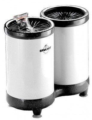 SPÜLBOY® Twin-Go T - Gläserspüler, Gläserspülgerät