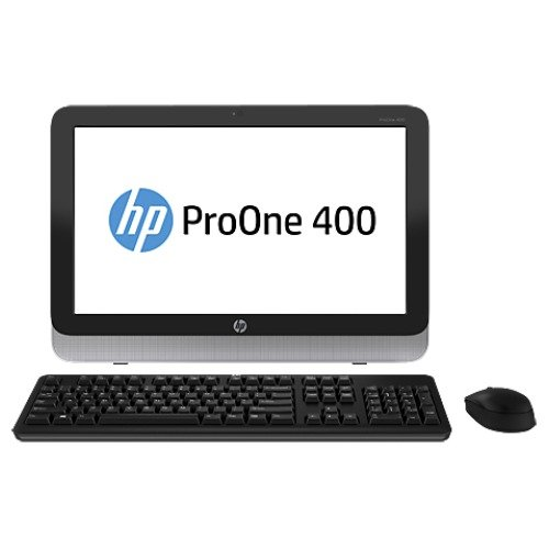 HP ProOne 400 G1 AiO D5U20EA#ABD Desktop-PC (Intel Core-i3 4130, 2,9GHz, 4GB RAM, 500GB HDD, Win 8)