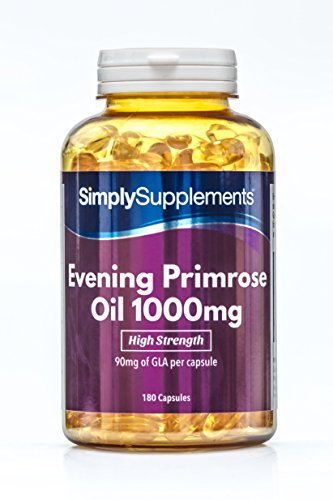 Aceite Onagra 1000mg - 180 cápsulas - Hasta 6 meses