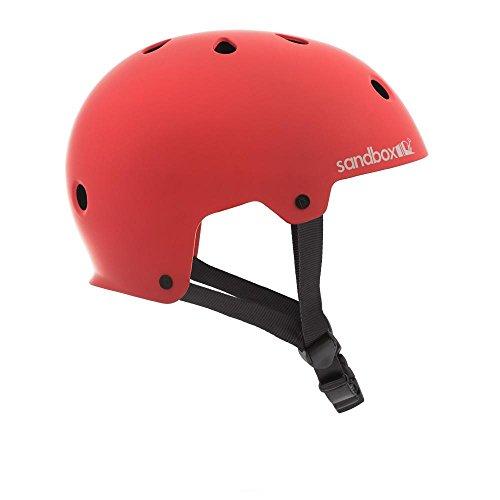 Sandbox Legend Low Rider Wasser Helm, Medium, Coral matt (Wasser-ski-helm)