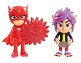Picture Of PJ Masks 2 Pack Figure Set - Owlette and Wolfie RIP