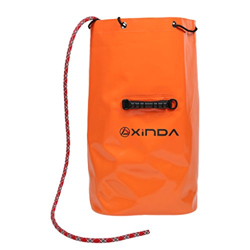 MagiDeal Seilsack für Kletterseile (Seiltasche) Wasserdichte Tasche - 25L