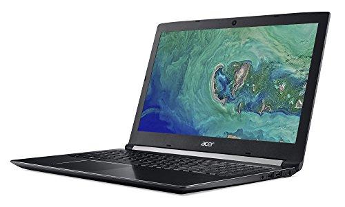 Acer Aspire 5 A515 51G 54FD 396 cm 156 Zoll full HD IPS matt multi media Notebook Intel major i5 7200U 8 GB RAM 128GB SSD 1000GB HDD NVIDIA GeForce MX150 Win 10 schwarz Notebooks