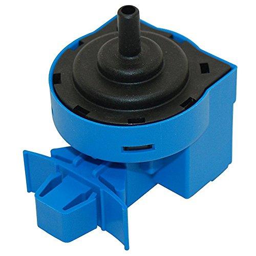 spares2go Kleine Linear Druck Schalter für Indesit Waschmaschine (2,50: 300mm) Fitment List...