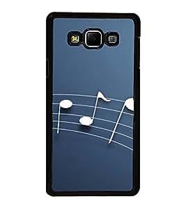 Printvisa Ultra ZZZ 2D Hard Polycarbonate Designer Back Case Cover for Samsung Galaxy A8 (201...