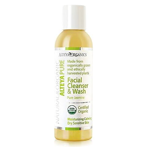 Alteya Organic Facial Cleanser & Wash 150ml - Pure Jasmine