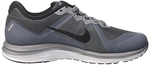 Nike Dual Fusion X 2, Chaussures de Running Compétition Homme Gris (Cool Grey/black/black/reflect Silver/white)