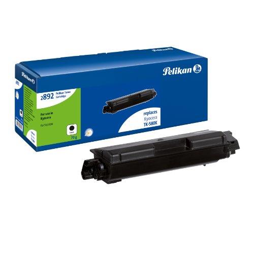 Preisvergleich Produktbild Pelikan Toner-Kit 2892TKb ersetzt Kyocera TK-580K, Schwarz, 3500 Seiten