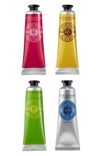loccitane-hand-cream-30ml-quad-offer-dryzestyvanilla-rose