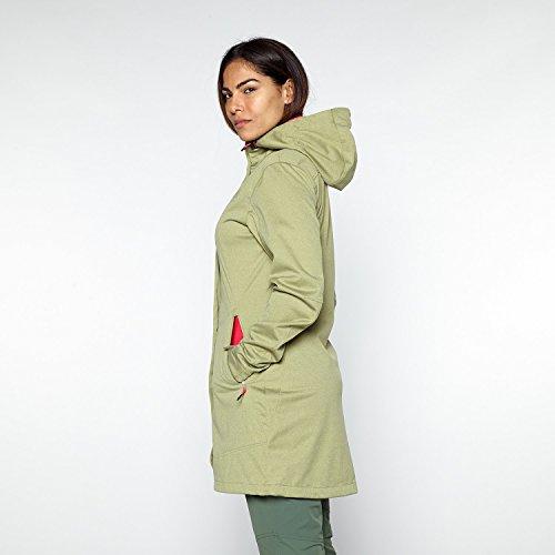 41t9baKhF4L. SS500  - Berg Outdoor Women's Nataka Long Fit Softshell Jacket