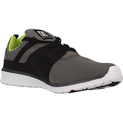 DC Shoes  Heathrow, Sneakers basses homme GREY/BLACK/GREEN