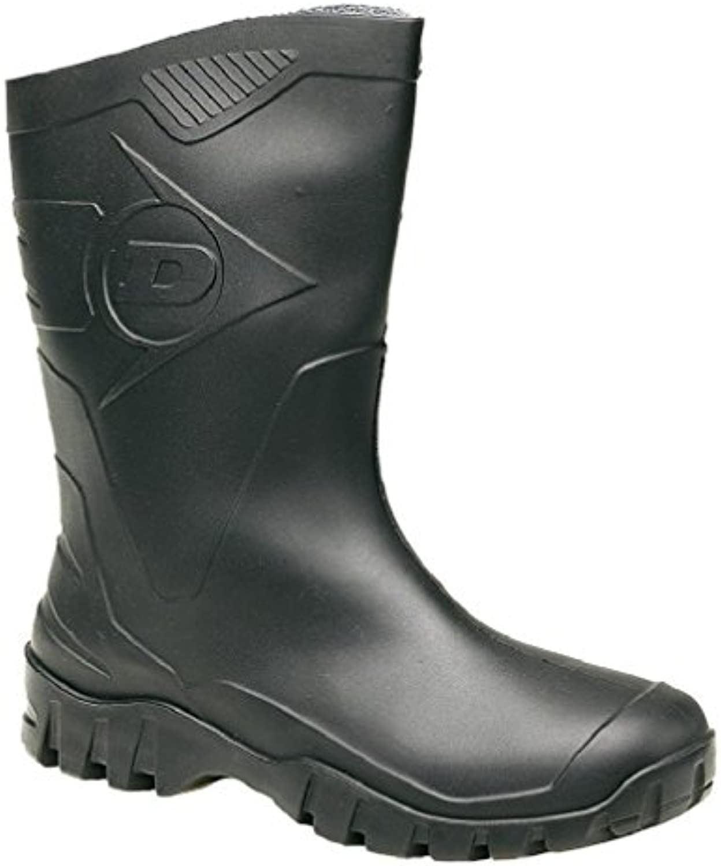Dunlop Herren DUK680211 Stiefel   Schwarz  9 UKDunlop Herren DUK680211 Stiefel Schwarz