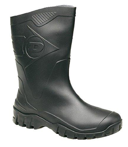 Dunlop Homme DUK680211 Bottes - Noir, FR 43