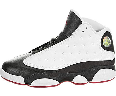 Nike Baby Jungen Jordan 13 Retro (ps) Gymnastikschuhe, Weiß (White/True Red/Black 104), 32 EU (Kinder Retro 13 Für Jordan)