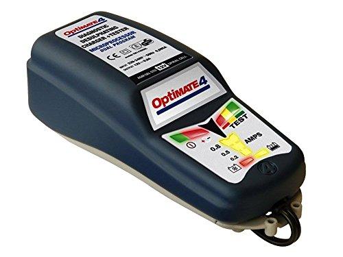 OPTIMATE Cargador de baterí 4-Dual (398–033)