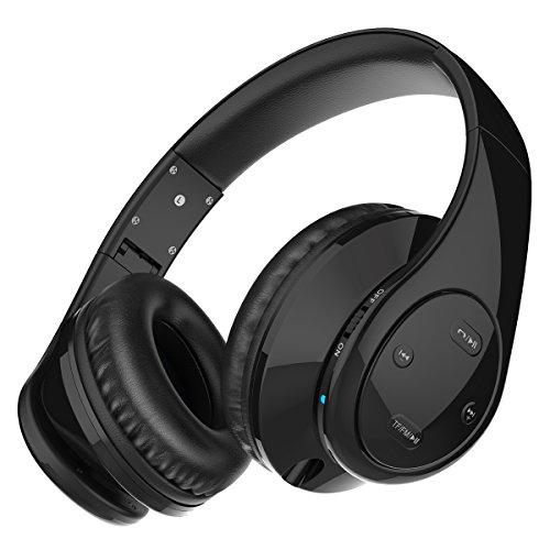 Picun-P7-auriculares-inalmbricos-Bluetooth-ligero-auriculares-plegables-en-la-oreja-Bluetooth-V40-con-fuerte-micrfono-de-bajos-Radio-FM-para-iPhone-Sony-HTC-Blackberry-y-otros-dispositivos-con-Bluetoo