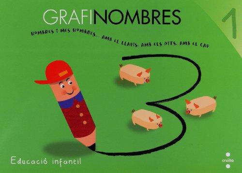 Grafinombres 1 - 9788466131483