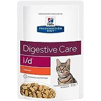Hill's C-54560 Diet Feline I/D Sobre - 12 x 85 gr