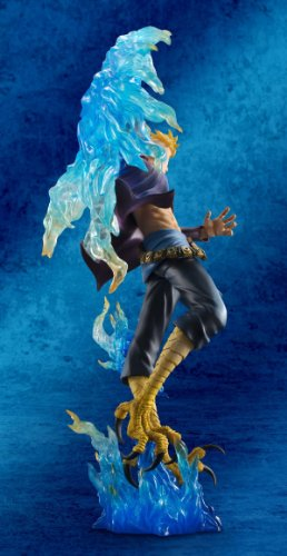 Megahouse One Piece Portrait of Pirates: Marco The Phoenix Excellent Model MAS PVC Figure 6